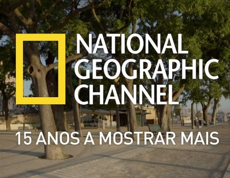 National Geographic | 15 ANOS A MOSTRAR MAIS | LISBOA