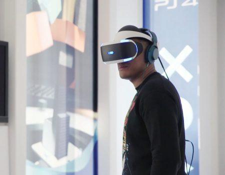 Anselmo Ralph | PlayStation | VR Portal | 2016