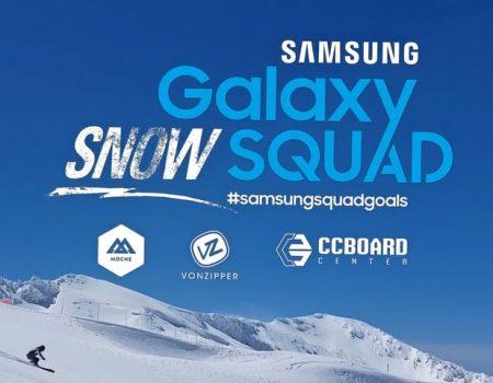 Samsung Snow Galaxy | 2018