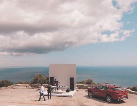 Alfa Romeo Stelvio x Arrábida | Behind the scenes